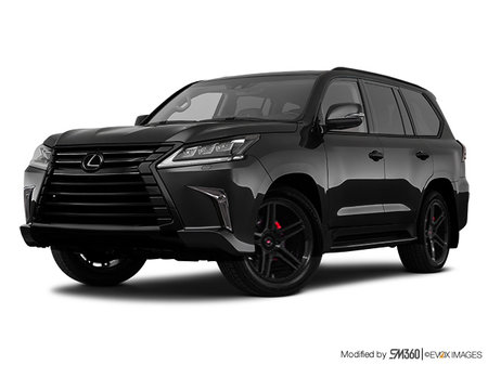 Lexus LX Nightfall Edition 2019 - photo 1