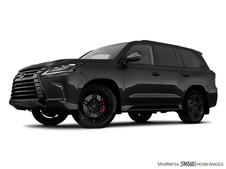 Lexus LX Nightfall Edition 2019 - photo 4