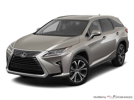 Lexus RX L  350 2019 - photo 2