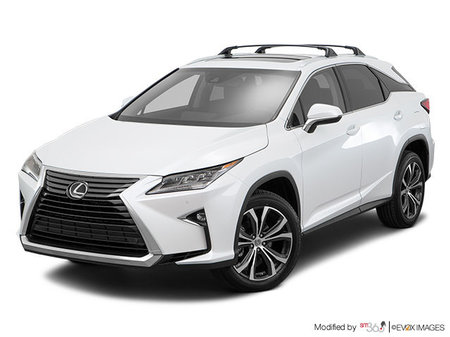 Lexus RX 350 2019 - photo 1