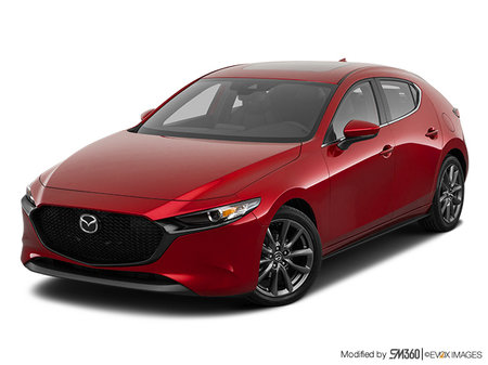 Mazda 3 Sport GT TRACTION INTÉGRALE i-ACTIV 2019 - photo 2