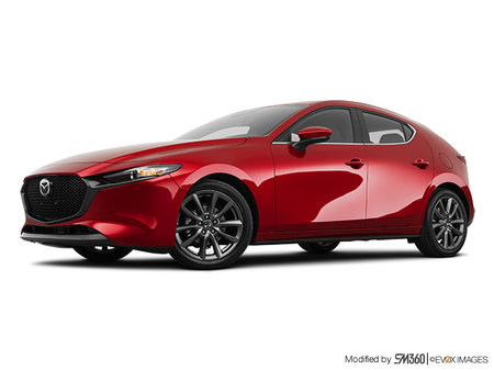 Mazda 3 Sport GT TRACTION INTÉGRALE i-ACTIV 2019 - photo 28