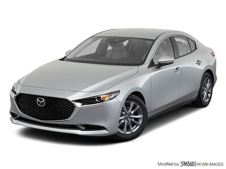 Mazda 3 GS TRACTION INTÉGRALE i-ACTIV 2019 - photo 1