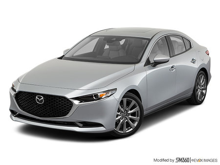 Mazda 3 GT TRACTION INTÉGRALE i-ACTIV 2019 - photo 2