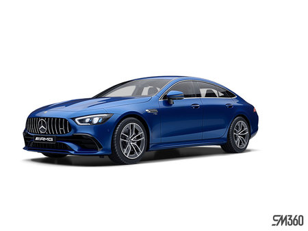 Mercedes-Benz AMG GT 4 portes AMG 53 4MATIC 2019 - photo 2