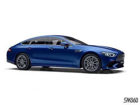 Mercedes-Benz AMG GT coupe AMG 53 4MATIC 2019 - photo 4