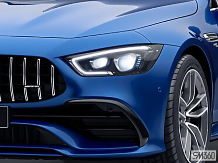 Mercedes-Benz AMG GT AMG 53 4MATIC 2019 - photo 2