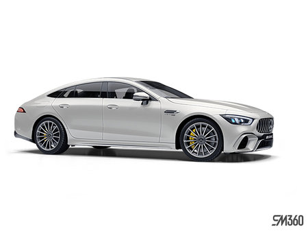 Mercedes-Benz AMG GT 4 portes AMG 63 S 2019 - photo 2