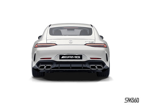 Mercedes-Benz AMG GT 4 portes AMG 63 S 2019 - photo 4