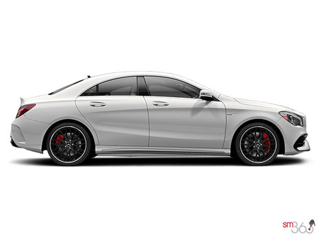Mercedes-Benz CLA 45 AMG 4MATIC 2019 - photo 3