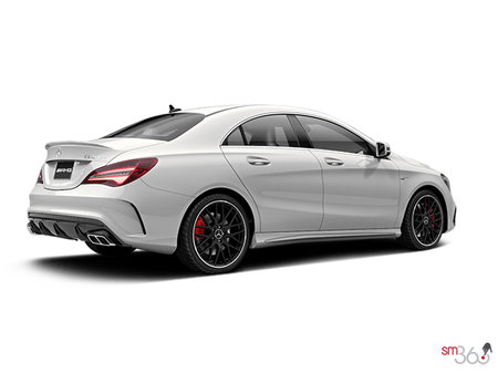 Mercedes-Benz CLA 45 AMG 4MATIC 2019 - photo 4