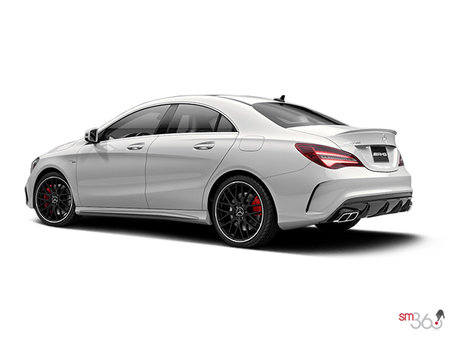 Mercedes-Benz CLA 45 AMG 4MATIC 2019 - photo 2
