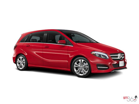 Mercedes-Benz B-Class 250 4MATIC 2019 - photo 2