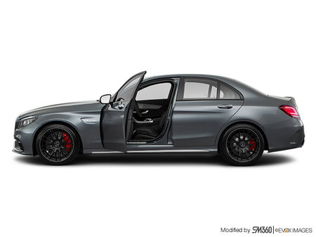 Mercedes-Benz C-Class Sedan AMG 63 S 2019 - photo 1