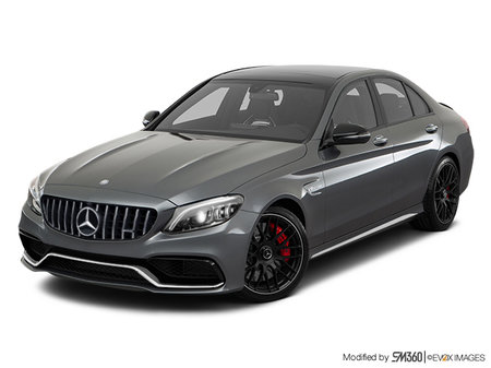 Mercedes-Benz C-Class Sedan AMG 63 S 2019 - photo 3