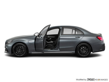Mercedes-Benz C-Class Sedan AMG 63 2019 - photo 1
