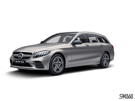 Mercedes-Benz C-Class Wagon AMG 43 2019 - photo 2
