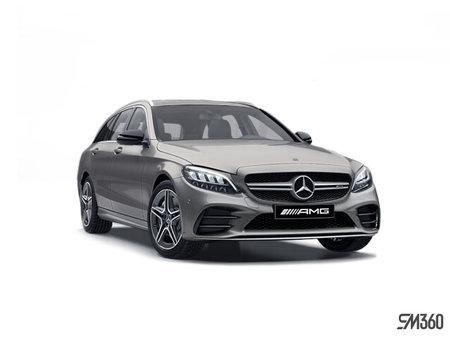 Mercedes-Benz C-Class Wagon AMG 43 2019 - photo 4