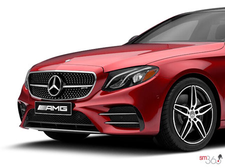 Mercedes-Benz Classe E Berline 53 4MATIC AMG 2019 - photo 3