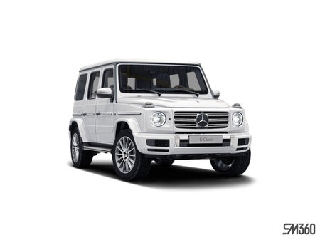 Mercedes-Benz G-Class 550 2019 - photo 4