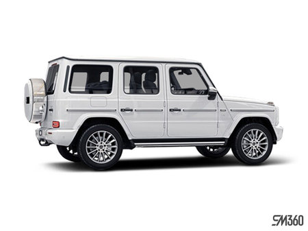 Mercedes-Benz G-Class 550 2019 - photo 2