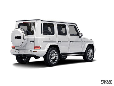 Mercedes-Benz G-Class 550 2019 - photo 1