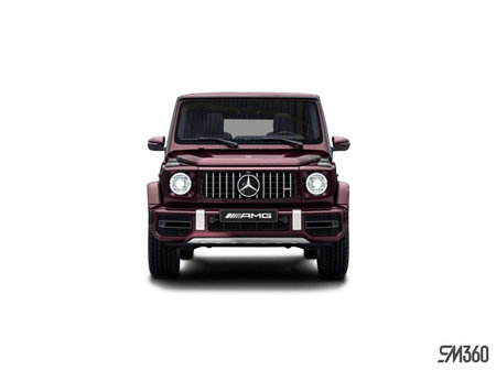 Mercedes-Benz G-Class AMG 63 2019 - photo 4