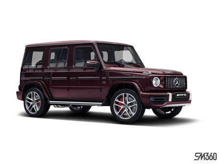 Mercedes-Benz G-Class AMG 63 2019 - photo 3