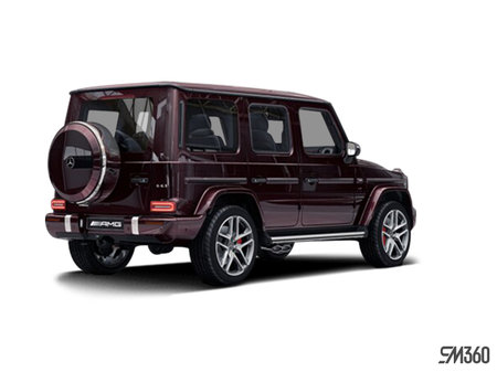 Mercedes-Benz G-Class AMG 63 2019 - photo 1