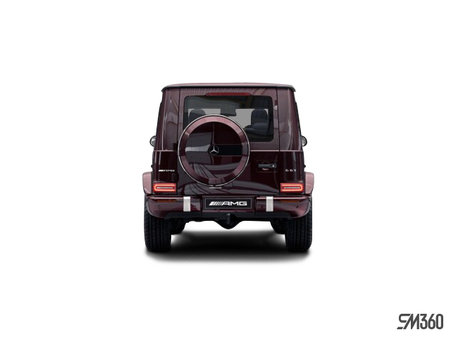 Mercedes-Benz G-Class AMG 63 2019 - photo 2