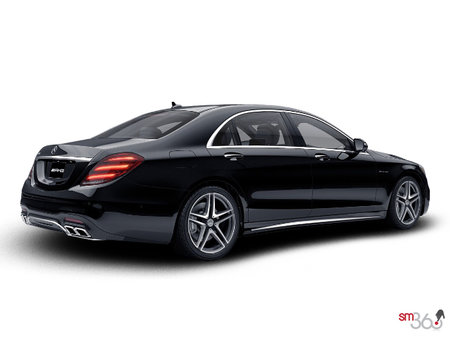 Mercedes-Benz Classe S Berline AMG 65  2019 - photo 2