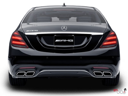 Mercedes-Benz S-Class Sedan AMG 65  2019 - photo 3