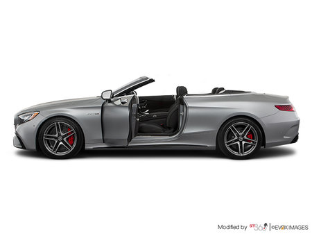 Mercedes-Benz Classe S Cabriolet 63 4MATIC+ AMG 2019 - photo 1