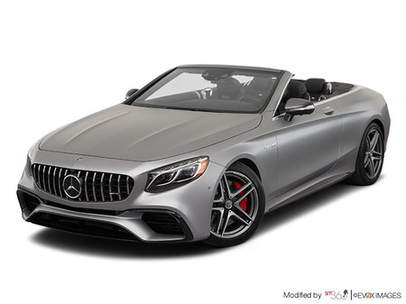 Mercedes-Benz Classe S Cabriolet 63 4MATIC+ AMG 2019 - photo 3