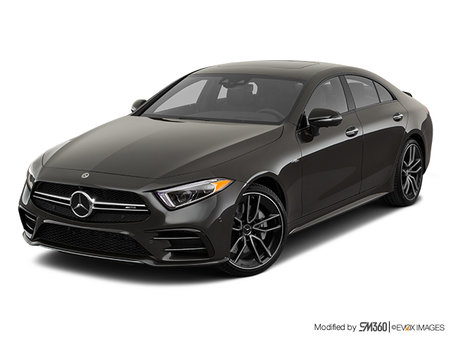 Mercedes-Benz CLS AMG 53 4MATIC 2019 - photo 4