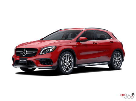 Mercedes-Benz GLA 45 AMG 4MATIC 2019 - photo 4