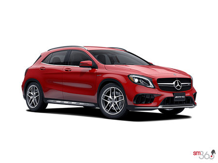 Mercedes-Benz GLA 45 AMG 4MATIC 2019 - photo 2