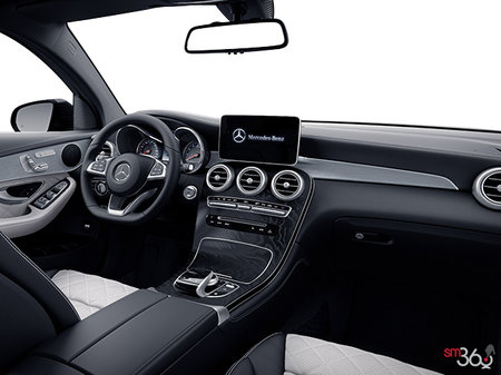 Mercedes-Benz GLC Coupé 300 4MATIC Coupe 2019 - photo 4