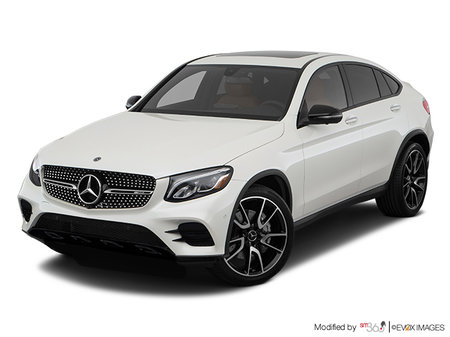 Mercedes-Benz GLC Coupé AMG 43 4MATIC Coupe 2019 - photo 1