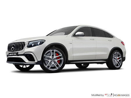 Mercedes-Benz GLC Coupé AMG 63S 4MATIC Coupe 2019 - photo 3