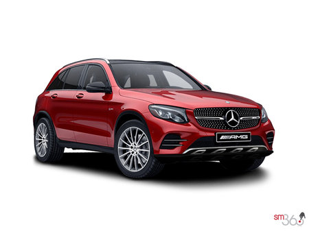 Mercedes-Benz GLC AMG 43 4MATIC 2019 - photo 2