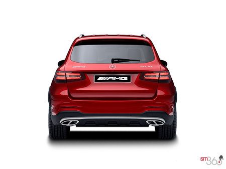 Mercedes-Benz GLC AMG 43 4MATIC 2019 - photo 4