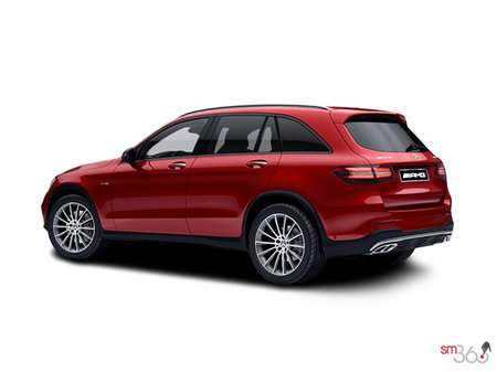 2019 Mercedes Benz Glc Amg 43 4matic Starting At 63 495 Duval