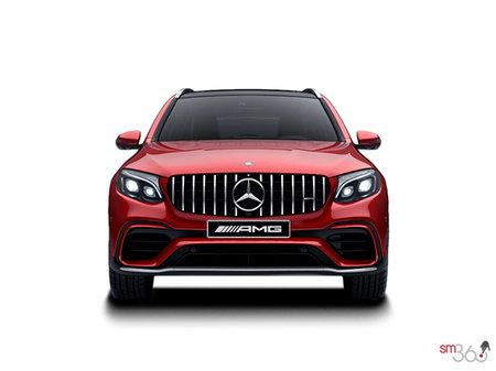 Mercedes-Benz GLC AMG 63S 4MATIC 2019 - photo 4