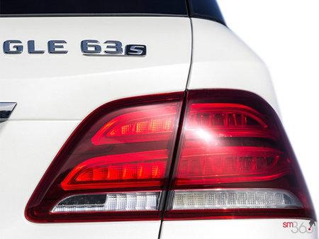 Mercedes-Benz GLE 63S 4MATIC AMG 2019 - photo 3