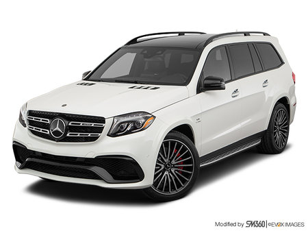 Mercedes-Benz GLS 63 AMG 4MATIC 2019 - photo 2