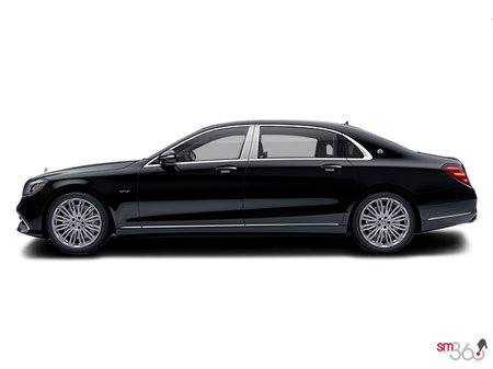Mercedes-Benz Mercedes-Maybach S-Class 650 2019 - photo 1
