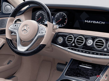 Mercedes-Benz Mercedes-Maybach S-Class 650 2019 - photo 4