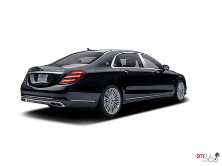 Mercedes-Benz Mercedes-Maybach Classe S 650 2019 - photo 4