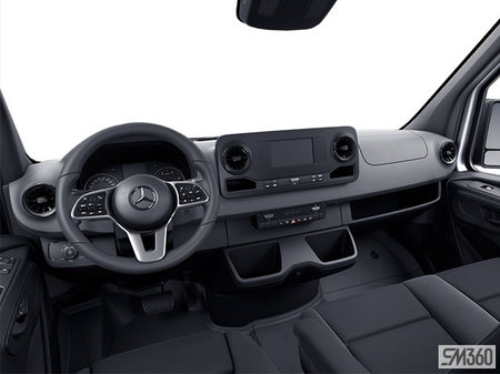 Mercedes-Benz Sprinter Châssis-Cabine 3500XD BASE CHÂSSIS-CABINE 3500XD  2019 - photo 4